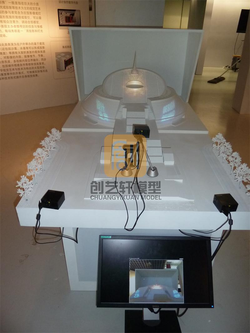 3D电子沙盘模型都有哪些优势